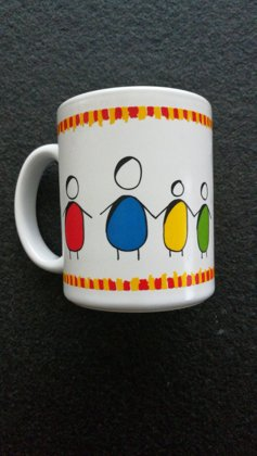 "A cup ""we"""