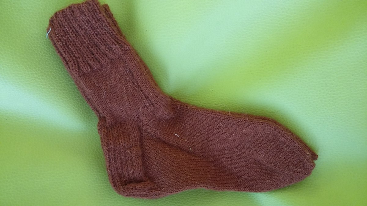 Knitted socks 31